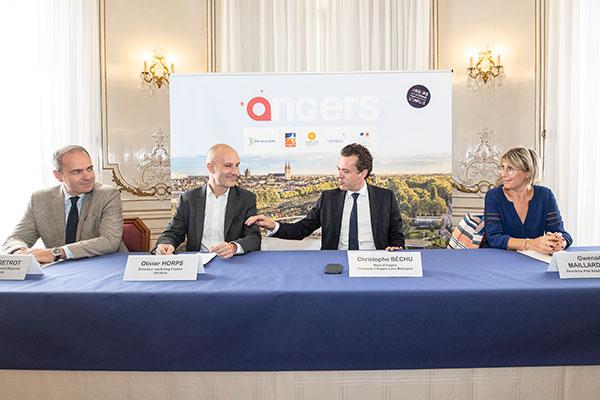 Alarmes connectées: Verisure va créer 500 emplois à Angers