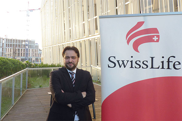 Swiss Life s'installe Cours Saint-Laud