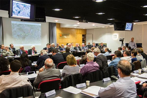Le Conseil communautaire d'Angers Loire Métropole