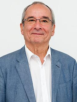 Portrait du professeur Jean-Claude Granry