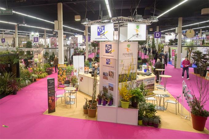 Le dernière édition angevine du Salon du végétal a eu lieu en 2016, avant de partir à Nantes où il sera resté trois ans.