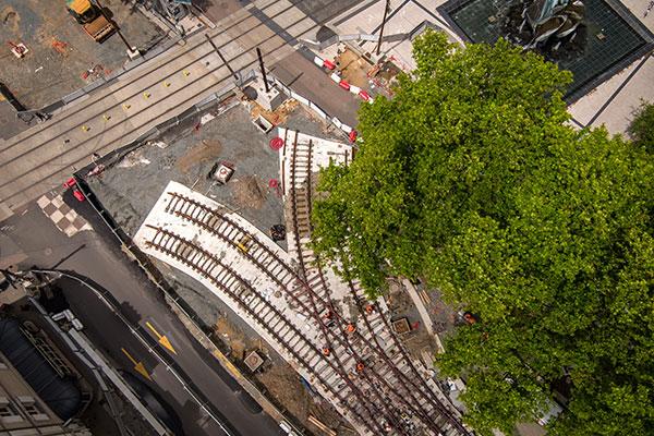 Interruption partielle de la ligne A du tramway cet été