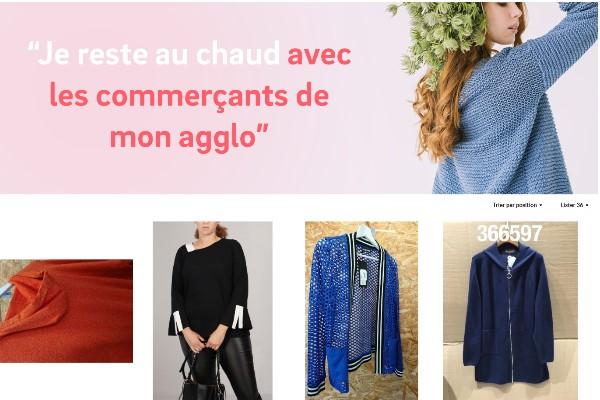 Angers Shopping: le commerce de proximité à portée de clic