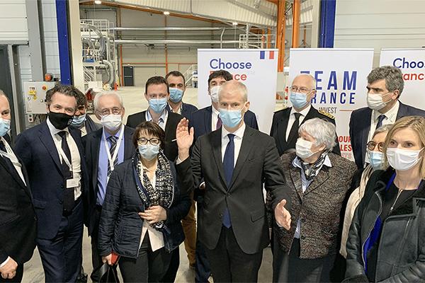 Les investissements étrangers s'épanouissent à Angers