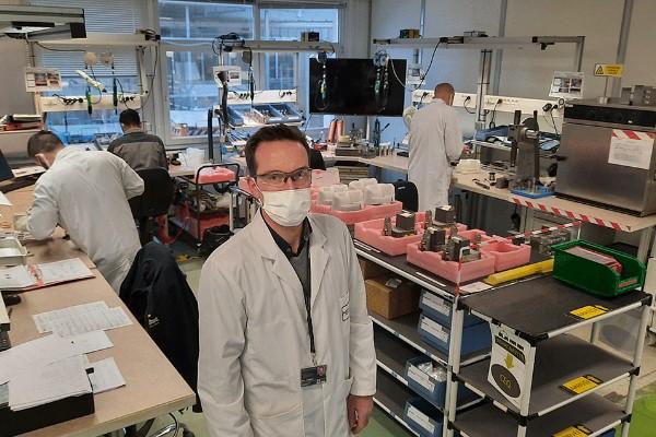 Fin 2024, Meggitt aura son nouveau site de production