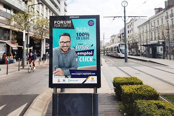 Un Forum pour l'emploi 100% en ligne du 1er au 11 juin