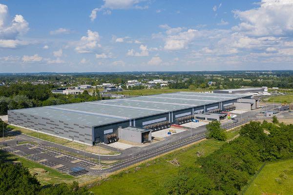 InVivo Retail inaugure sa plateforme logistique