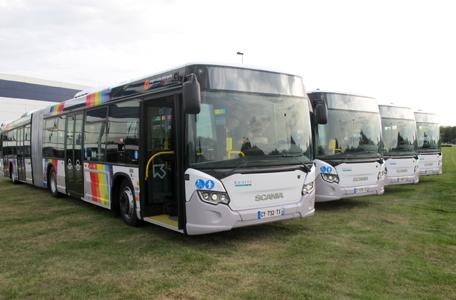 les nouveaux bus irigo anticipent la norme euro 6 angers loire m tropole. Black Bedroom Furniture Sets. Home Design Ideas