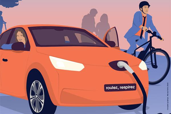 Salon du véhicule électrique et de la mobilité alternative