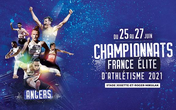 Championnats de France élite d'athlétisme